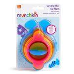 Juguete para el baño coladores oruga Munchkin