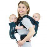 TwinGo-air-modern-teal-mochila-ergonomica-gemelar-kangura-portabebes-4