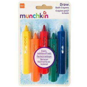 Colores para la hora del baño Munchkin