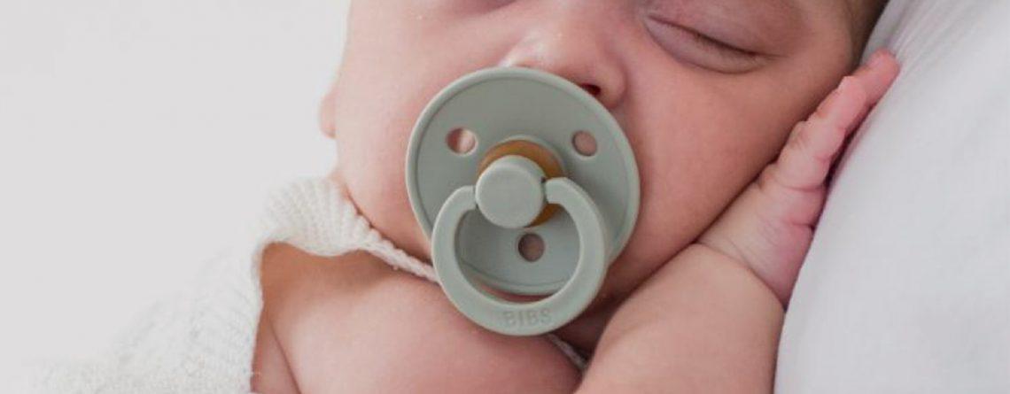 ¿Por qué elegir chupetes Bibs para mi bebé?